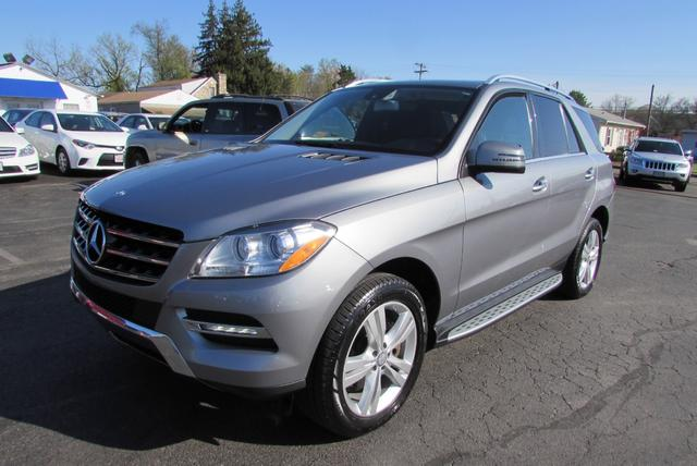 Used 2013 Mercedes-Benz  ML 350 4MATIC