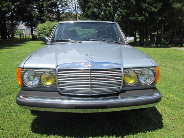 Used 1983 Mercedes-Benz