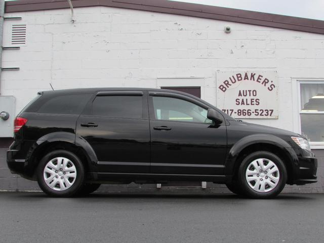 Used 2015 Dodge Journey SE