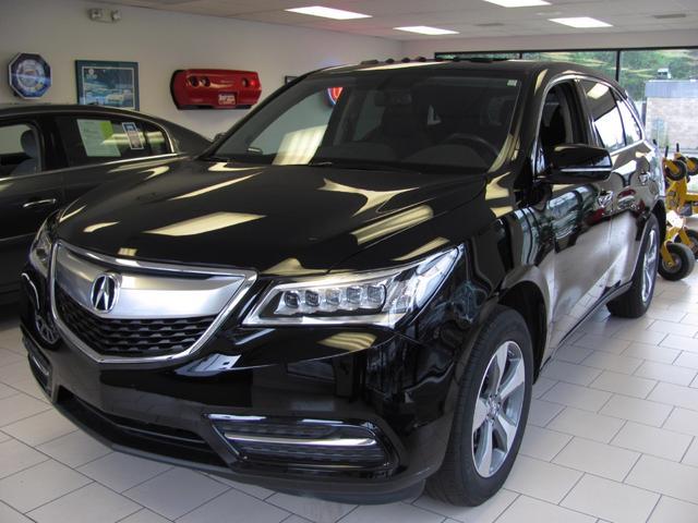 Used 2014 Acura MDX 3.5L