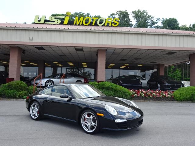 Used 2009 Porsche 911 Carrera