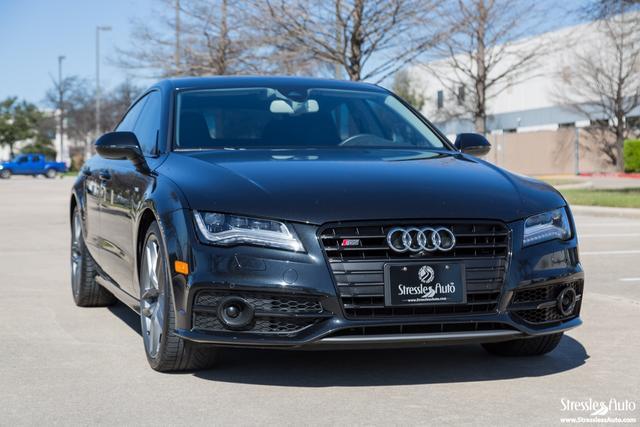 Used 2015 Audi S7 4.0T