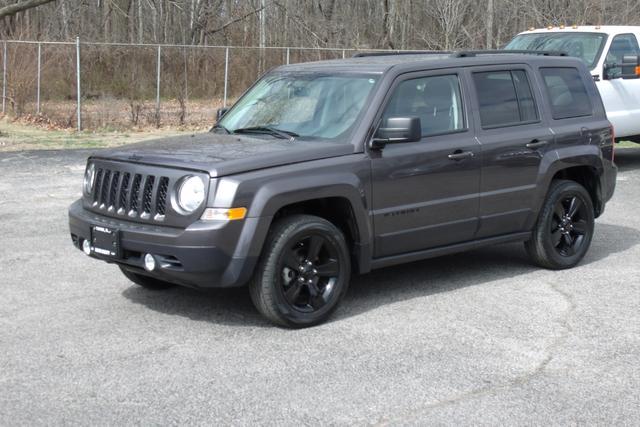 Used 2015 Jeep Patriot Latitude