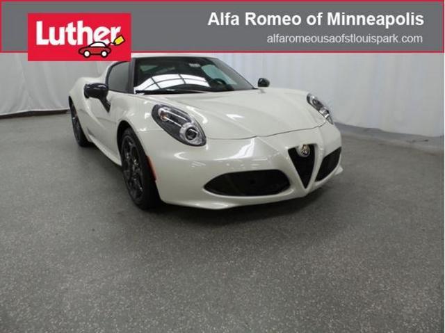 Used 2016 Alfa Romeo 4C Base
