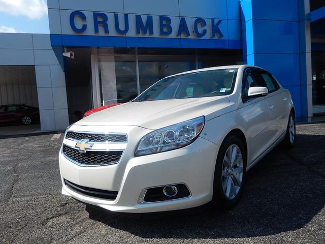 Used 2013 Chevrolet Malibu 2LT