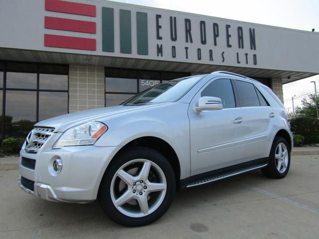 Used 2011 Mercedes-Benz  ML 550 4MATIC