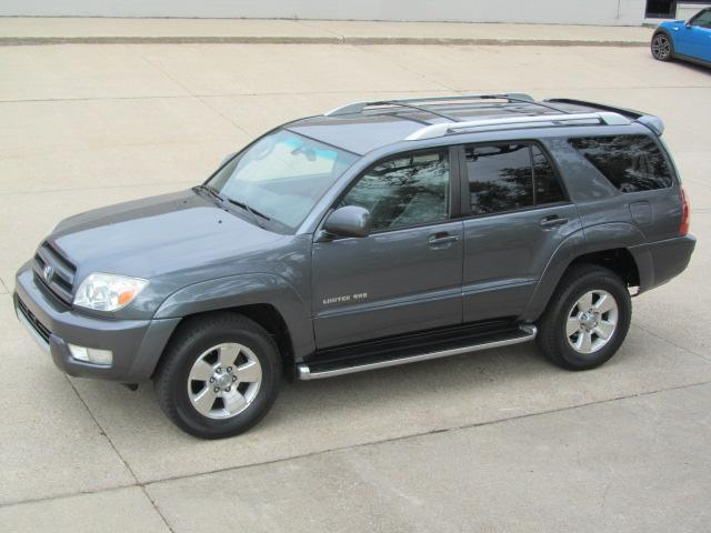 Used 2004 Toyota 4Runner Limited