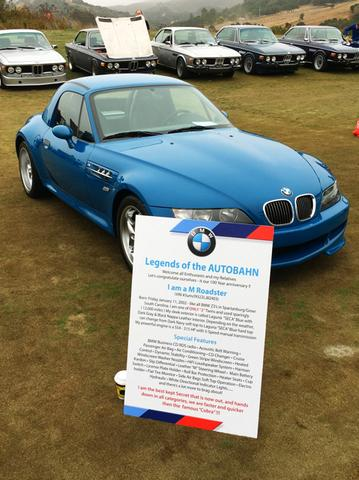 Used 2002 BMW M Roadster