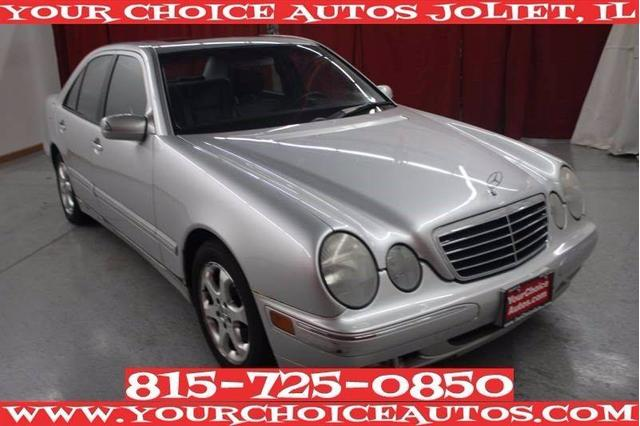 Used 2002 Mercedes-Benz