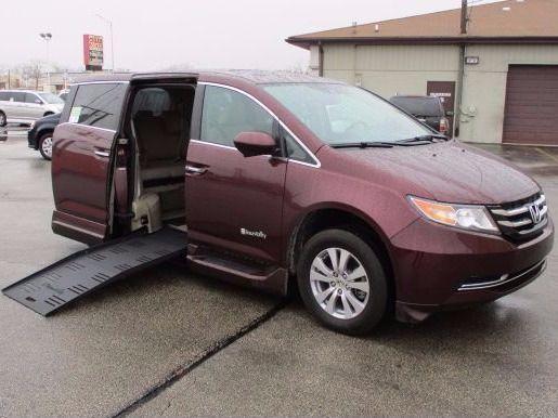 Used 2014 Honda Odyssey EX-L