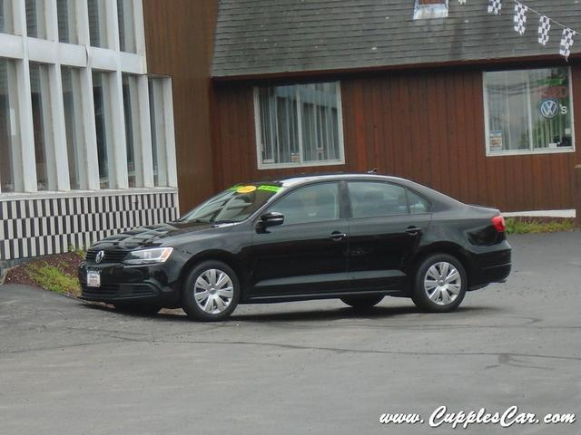 Used 2014 Volkswagen Jetta Man S
