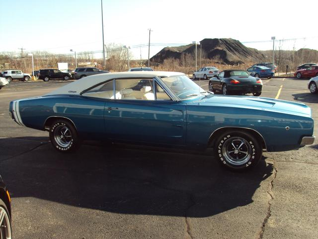 Used 1968 Dodge Charger