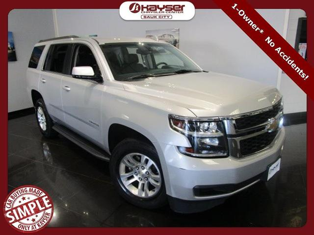 Used 2016 Chevrolet Tahoe LT