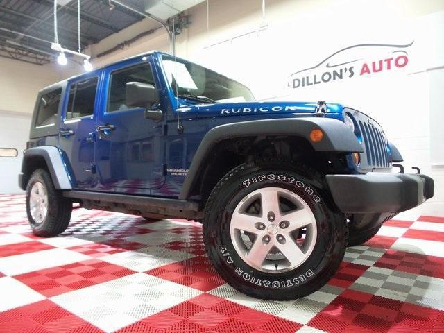 Used 2009 Jeep Wrangler Unlimited Rubicon