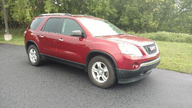 Used 2011 GMC Acadia SLE