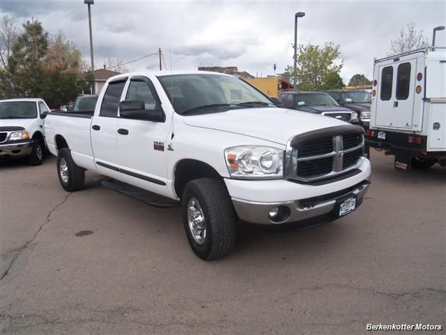2007 Dodge Ram 2500 Slt For Sale In Castle Rock