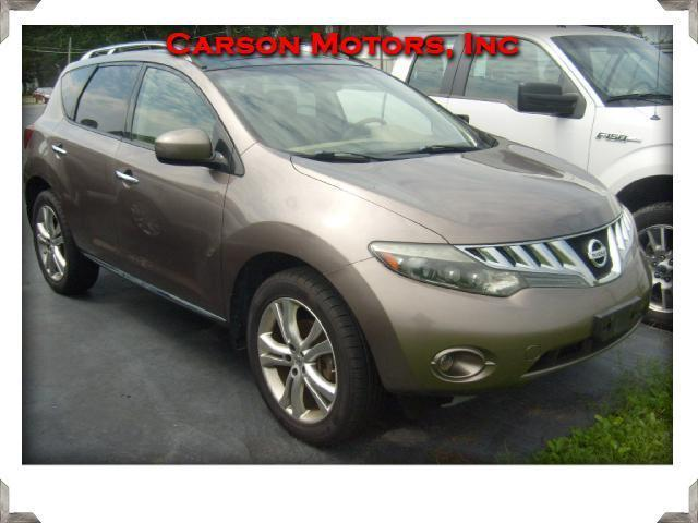 Used 2009 Nissan Murano LE