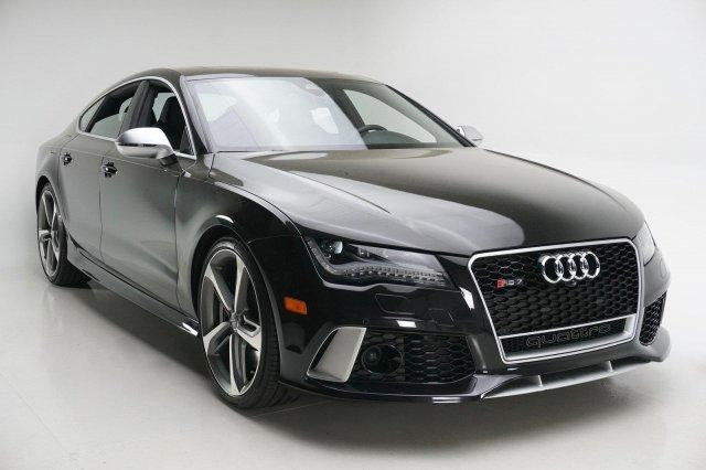 Used 2014 Audi RS 7 4.0T Prestige