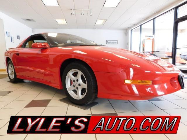 Used 1995 Pontiac Firebird