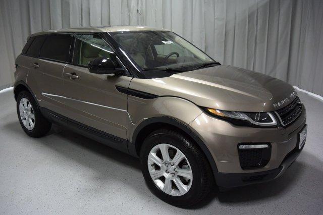 Used 2017 Land Rover Range Rover Evoque SE Premium