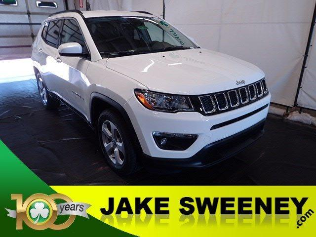 2017 jeep compass latitude for sale in springdale. Cars Review. Best American Auto & Cars Review