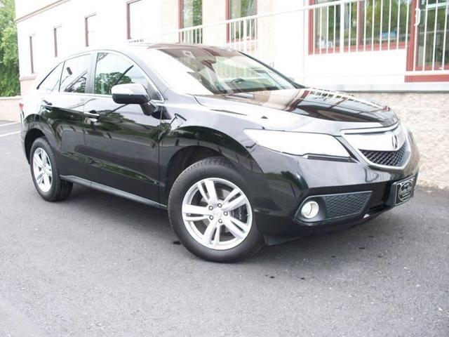 Used 2014 Acura RDX Technology