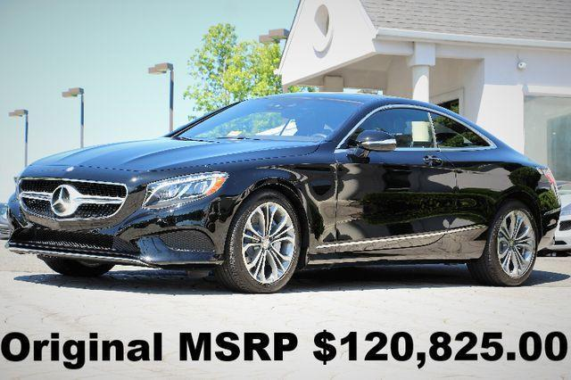 Used 2015 Mercedes-Benz  S 550 4MATIC