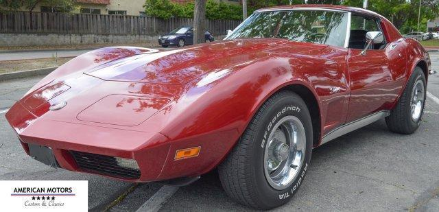 Used 1973 Chevrolet Corvette BIG BLOCK PW 4 WHEEL DISC 37K BELIEVED ORIGINAL MI
