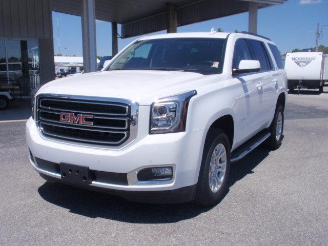 Used 2017 GMC Yukon SLT