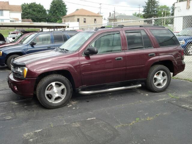 Used 2007 Chevrolet TrailBlazer LS