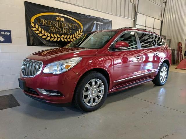 Used 2013 Buick Enclave Leather