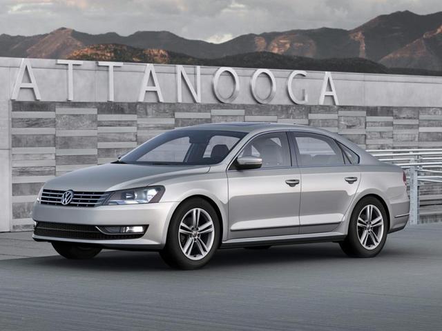 Used 2014 Volkswagen Passat 1.8T Sport