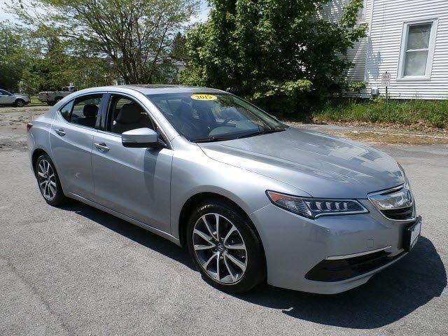 Certified 2015 Acura TLX V6