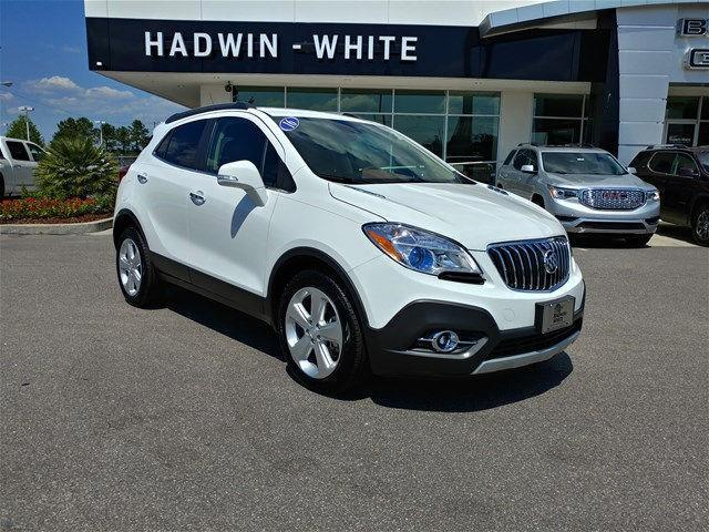 Certified 2016 Buick Encore Leather