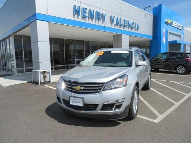 Certified 2015 Chevrolet Traverse 1LT