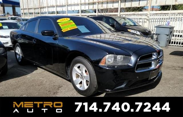 Used Dodge Charger La Habra Ca
