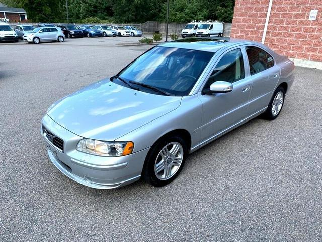 Used Volvo S60 Canton Ma