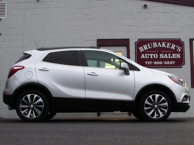 Used Buick Encore Myerstown Pa