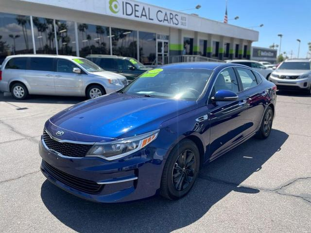 Used Kia Optima Mesa Az