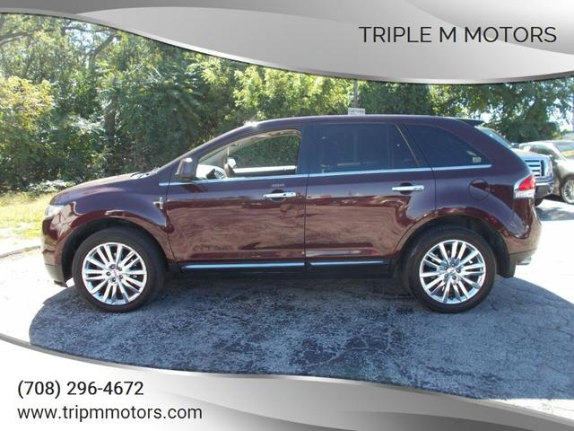 Used Lincoln Mkx St John In
