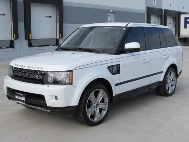 Used Land Rover Range Rover Sport Lake Bluff Il