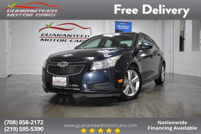 Used Chevrolet Cruze Highland In