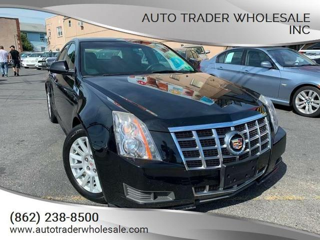 Used Cadillac Cts Sedan Saddle Brook Nj