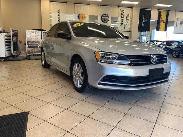 Used Volkswagen Jetta Sedan Towson Md