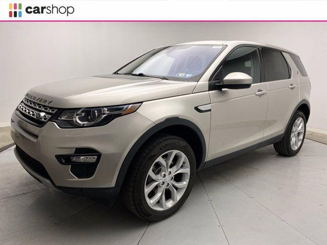 Used Land Rover Discovery Sport Chester Springs Pa