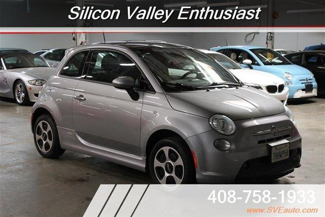 Used Fiat 500e Hayward Ca