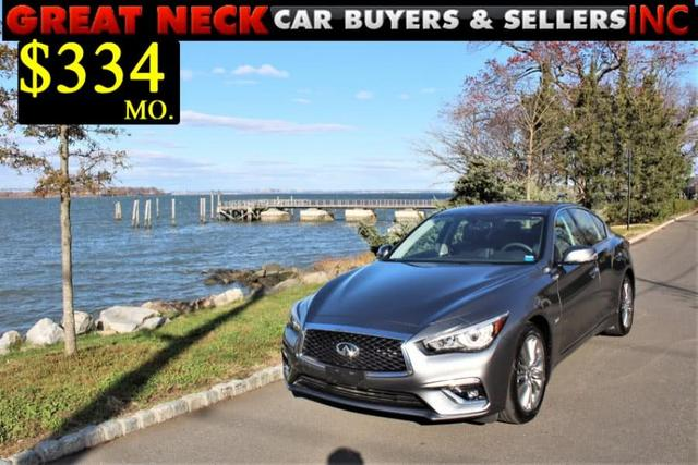 Used Infiniti Q50 Great Neck Ny