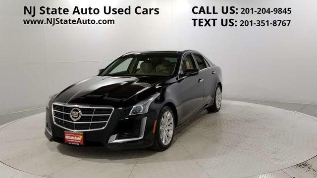 Used Cadillac Cts Sedan Jersey City Nj