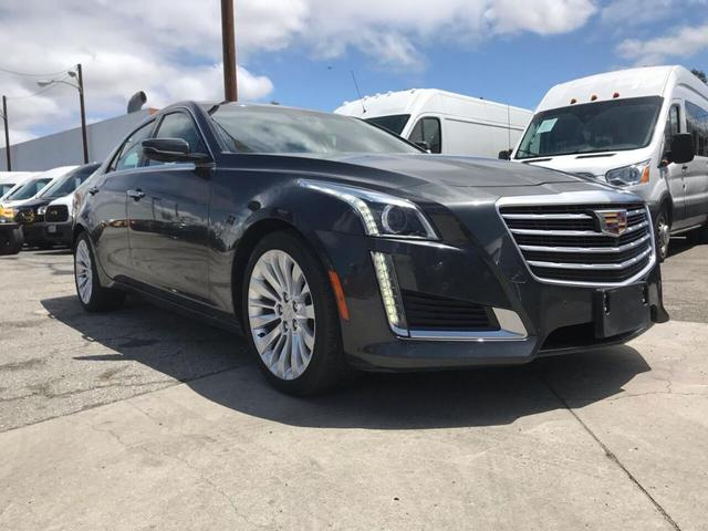 Used Cadillac Cts Sedan Bellflower Ca