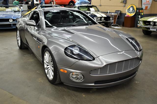 2002 Aston Martin Db7 Vantage Specs Price Mpg Reviews Cars Com
